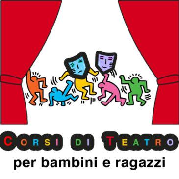 2 Workshop di teatro per bambini e ragazzi in Arcella!