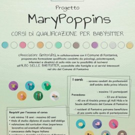 Mary Poppins, baby sitter  qualificate a Fontaniva