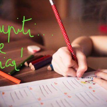 Compiti, che fatica! Il ruolo dei genitori.