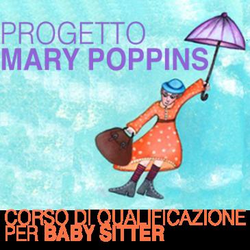 Progetto MaryPoppins – corsi di qualificazione per Babysitter